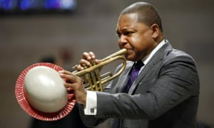 Jazz trumpeter and composer Wynton Marsalis is scratching a concert in Venezuela to avoid being implicated in political crossfire between the two nations that is making it harder for US citizens to travel to Venezuela.