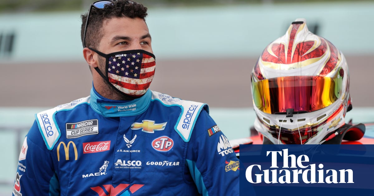 Noose found in garage stall of Bubba Wallace, Nascars lone black driver