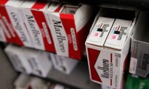The Philip Morris International presentation suggests 'potential process-based roadblocks'.