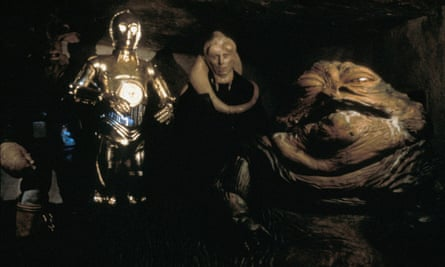 Characters from Return of the Jedi