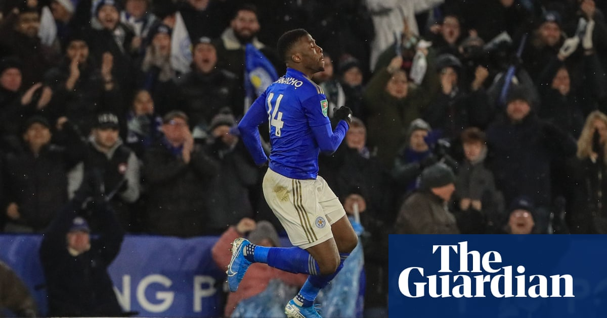 Leicester's Kelechi Iheanacho rescues draw in face of defiant Aston Villa