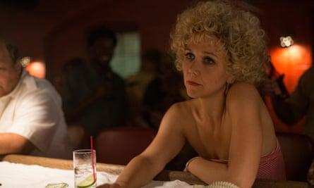 Maggie Gyllenhaal as Candy in The Deuce