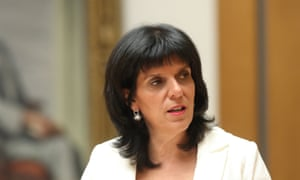 Julia Banks: 'If all this instigates change inside the Liberal party to help make it a better place for women, then I've achieved something.'
