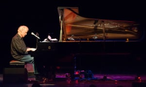 Bruce Hornsby at Glasgow Royal Concert Hall.