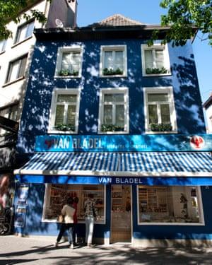 The Traiteur Van Bladel fish shop in Antwerp