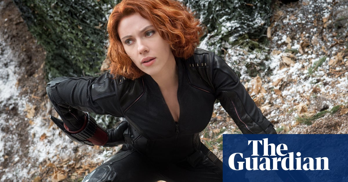 Black Widow First Trailer For The Scarlett Johansson