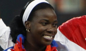 Cuban discus thrower Yarelys Barrios has been stripped of the silver medal she won at the 2008 Beijing Olympics