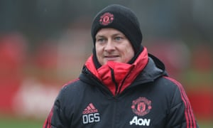 Ole Gunnar Solskjaer takes his Manchester United side to the Emirates tonight.