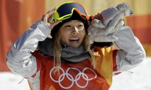 Chloe Kim is set to dominate the snowboard halfpipe for years to come
