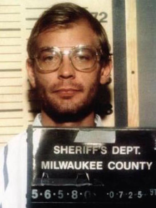 Why does it seem like serial killers all wear the same