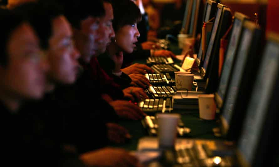 China has nearly 700m internet users but also an army of online censors