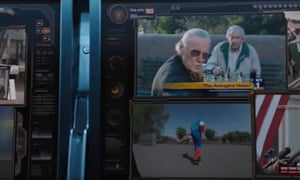 Stan Lee movie cameos - The Avengers