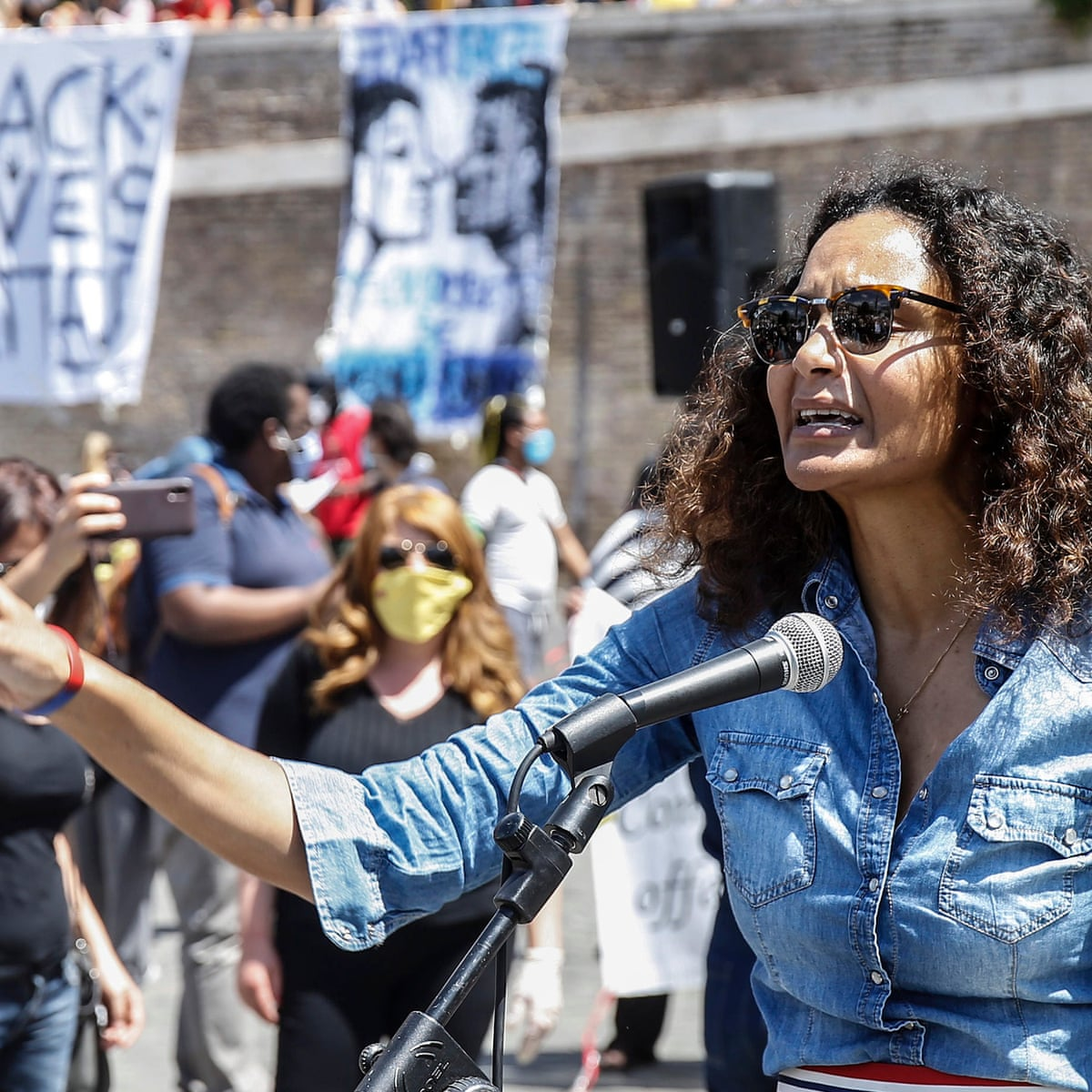 Italian Fashion Brands Urged To Tackle Racism Black Lives Matter Movement The Guardian