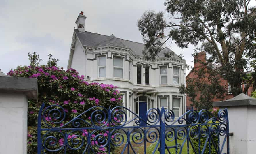 Kincora boys' home in Belfast.