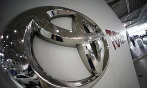 Toyota issues airbag recall for 1 43m hybrid cars | Business | The