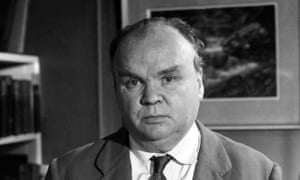 A still of cyril connolly from the set of the tv programme appointment with