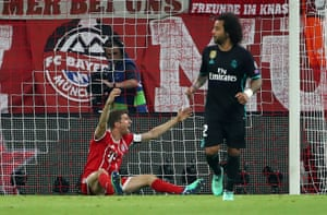 Muller appeals for a penalty.