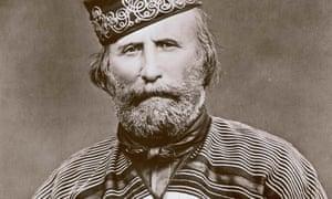 Giuseppe Garibaldi (undated).