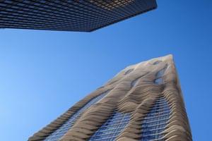 The Aqua Tower, Chicago