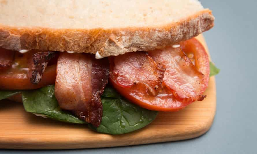 The BLT: an unapologetically meaty treat
