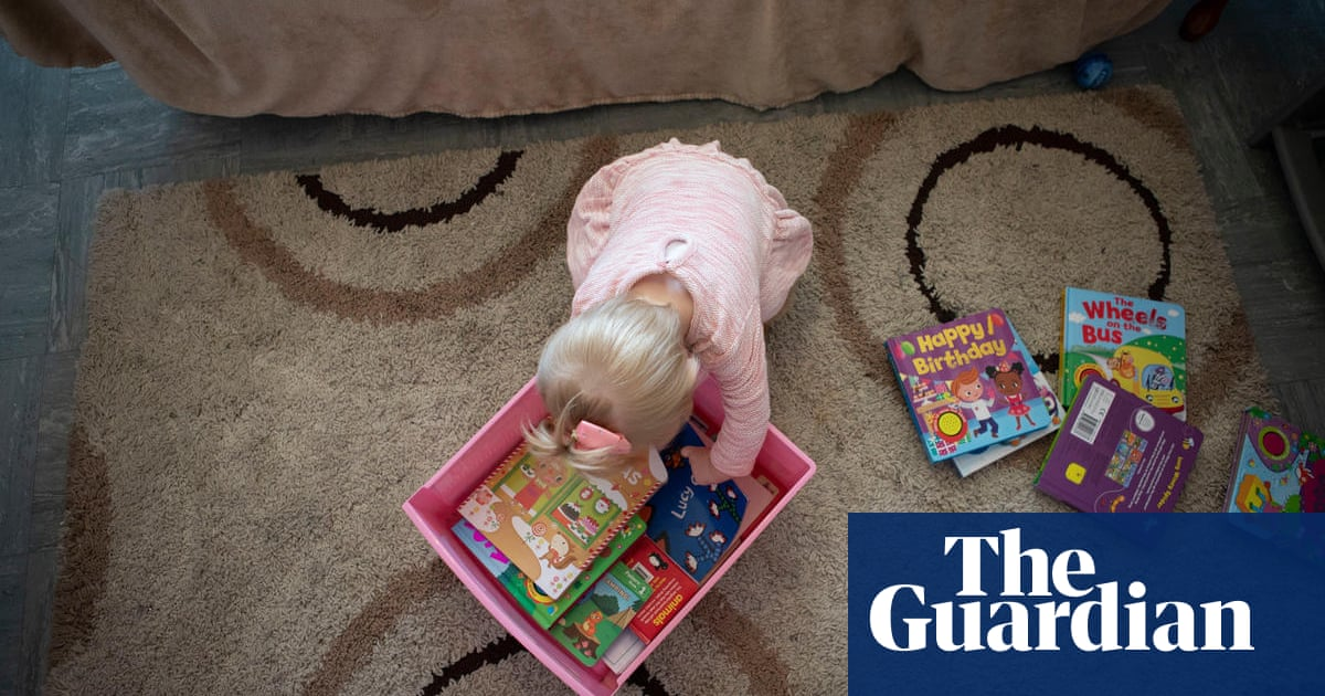 Dire poverty in north-east England 'driving many more children into care'