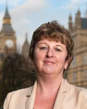 Karen Buck MP.