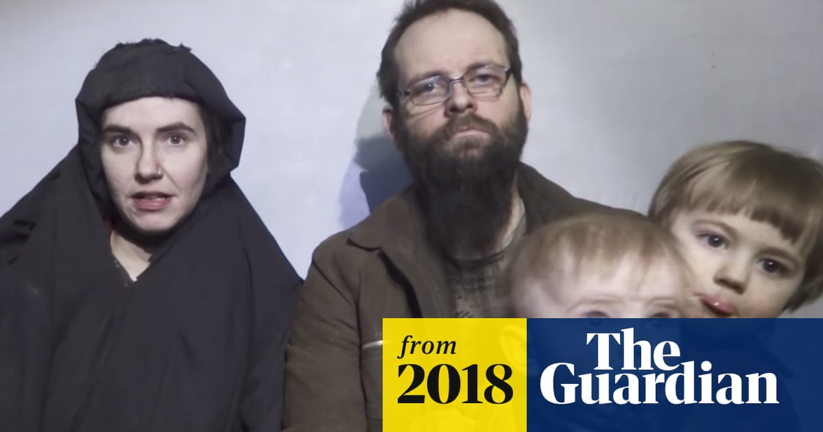 Ex-hostage says husband abused her while family held captive