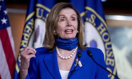Nancy Pelosi says she doesn't have confidence in Dr Deborah Birx over coronavirus – video