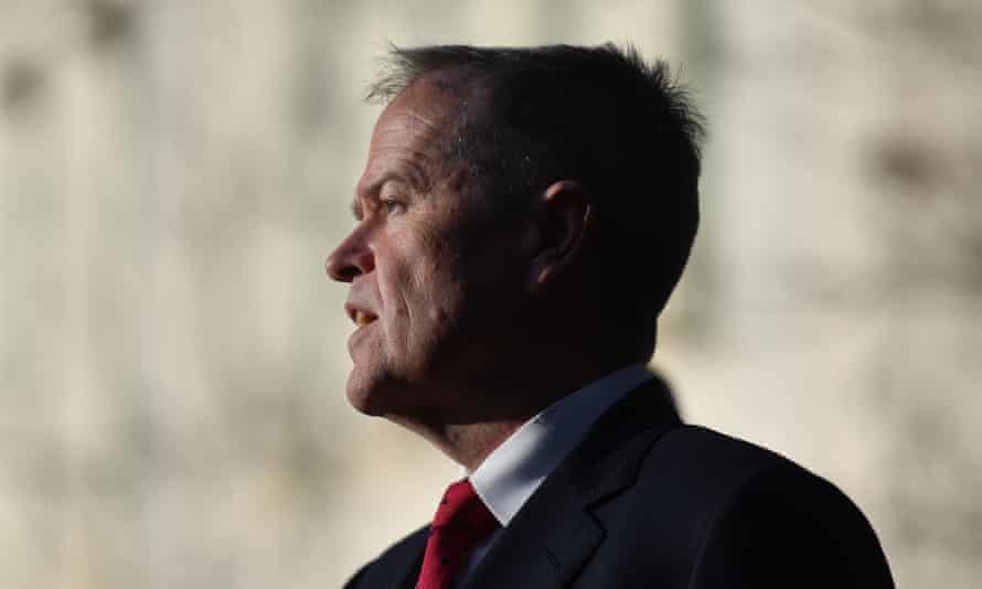 Labor's Bill Shorten