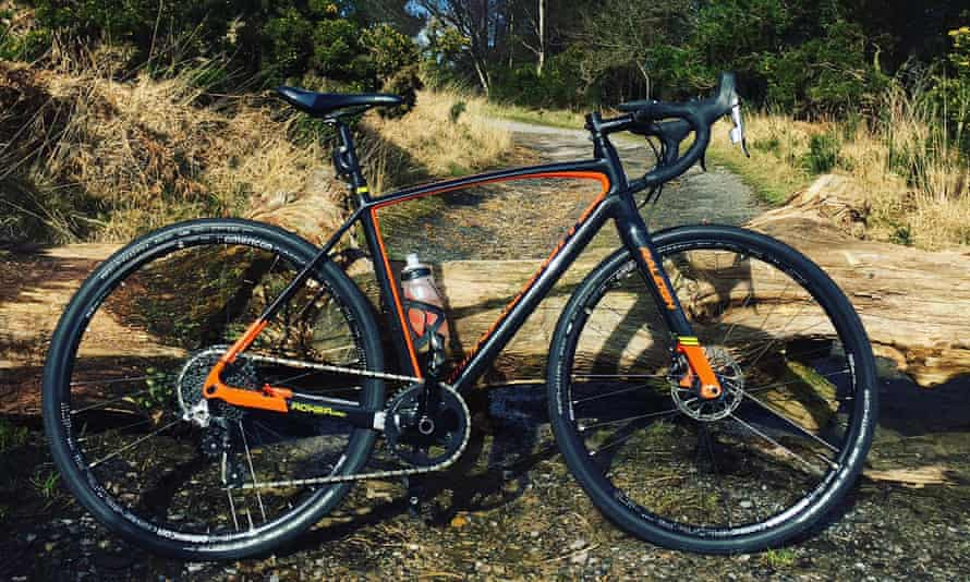 raleigh roker pro in ashdown forest