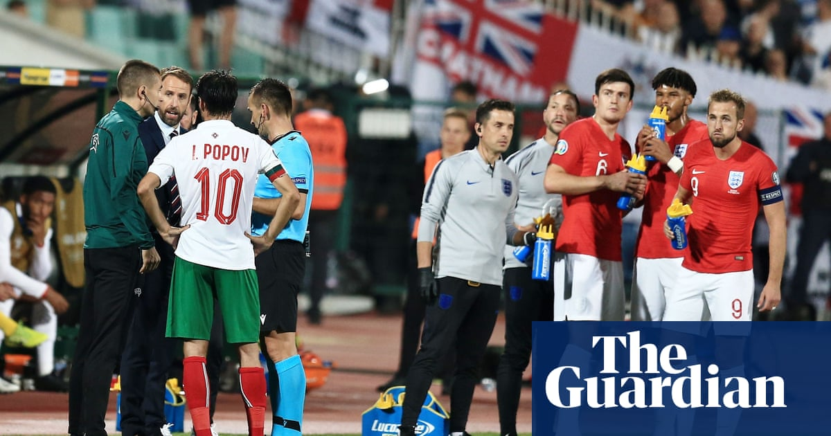 Bulgaria ordered to play one game behind closed doors over racism