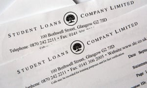 Student loans form