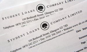 Letters from Sudent Loans Company