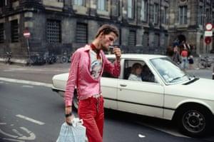Paleisstraat, Amsterdam, 1982