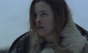 Riley Keough in The Lodge