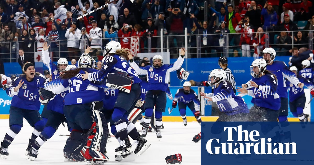 The Troubling Reluctance Of Women S Ice Hockey To Combat Prejudice