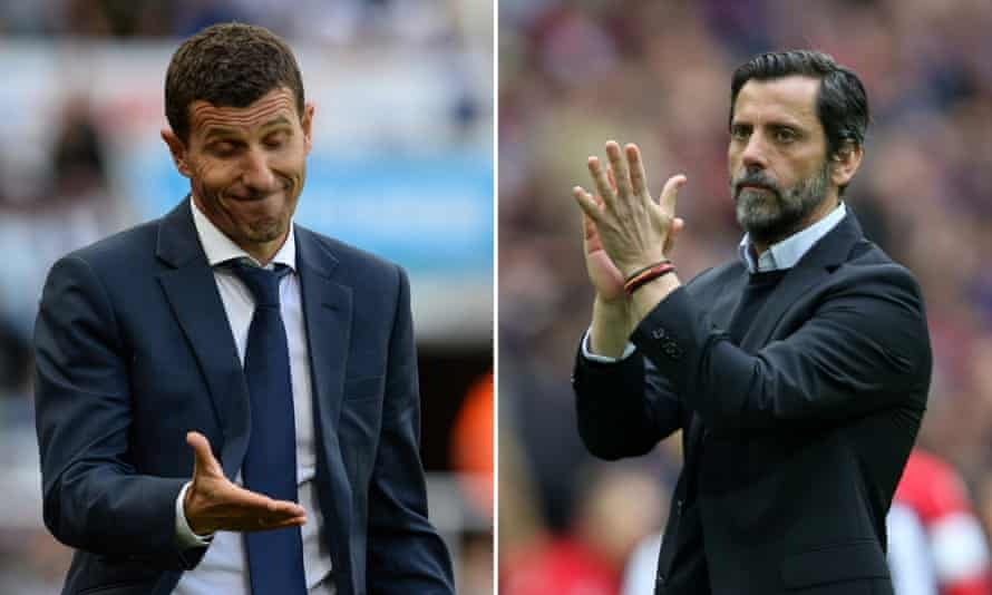 Watford have sacked Javi Garcia and reappointed Quique Sánchez Flores, who left the club in 2016.
