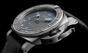 The new, recycled Panerai Submersible eLAB-ID