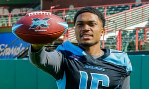 Dallas Renegades wide receiver Jerrod Heard prepares for the new season