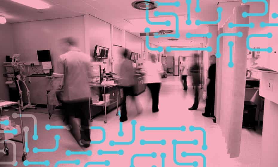 It is hoped that AI will relieve some of the pressure on busy hospitals by diagnosing disease and recommending treatment options quickly and efficiently.