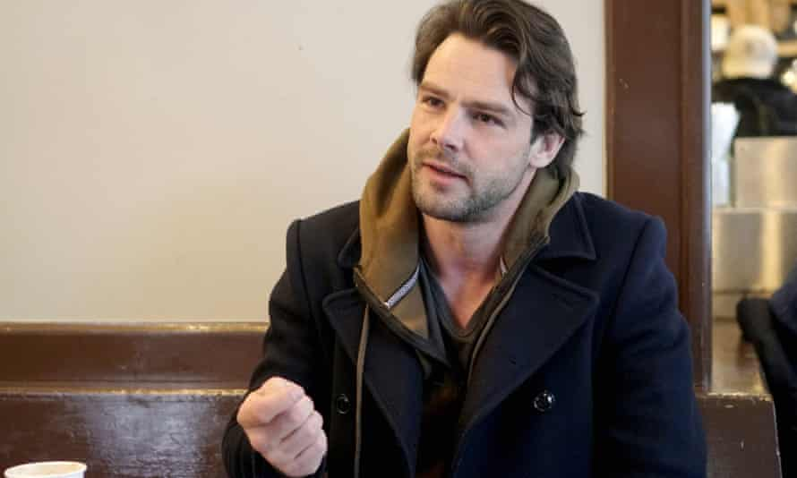 Ben Foden: 'It's hard because I'm away from my son and daughter but I know they're in a great and loving environment.'