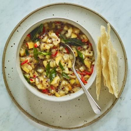 The spicy sidekick: Anna Jones's easy lemon pickle