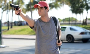 Darren Criss in The Assassination of Gianni Versace: American Crime Story