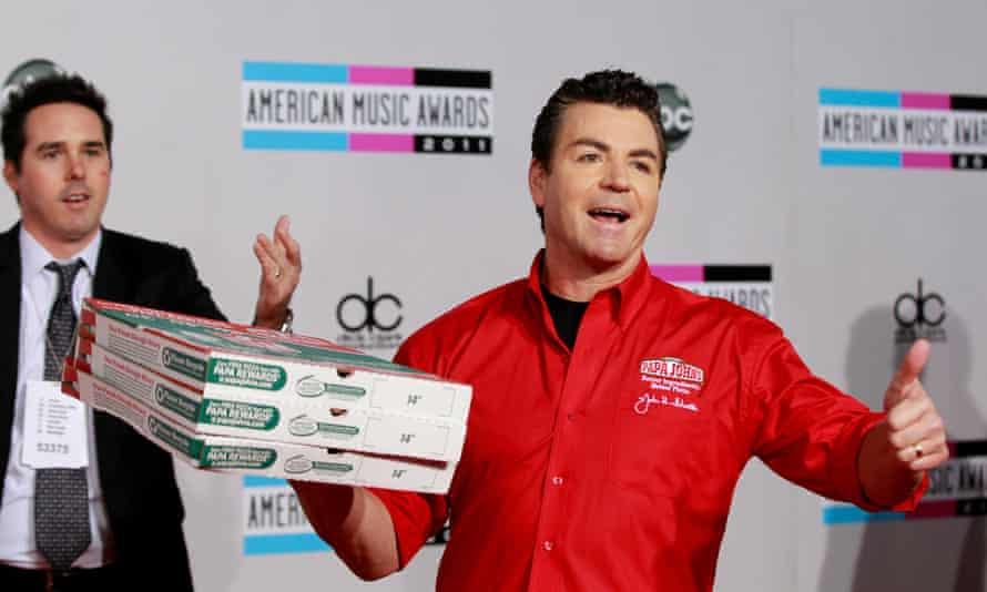 John Schnatter apologised after admitting that reports attributing use of 'inappropriate and hurtful' language to him were true.