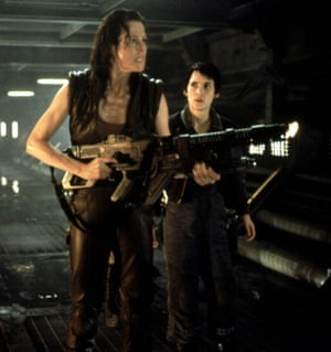 Running around with Sigourney Weaver and a toothy Xenomorph was always going to be a tall order, but Ryder's pixie cut and jumpsuit combo proved to be a solid fashion choice for 1997's Alien Resurrection.