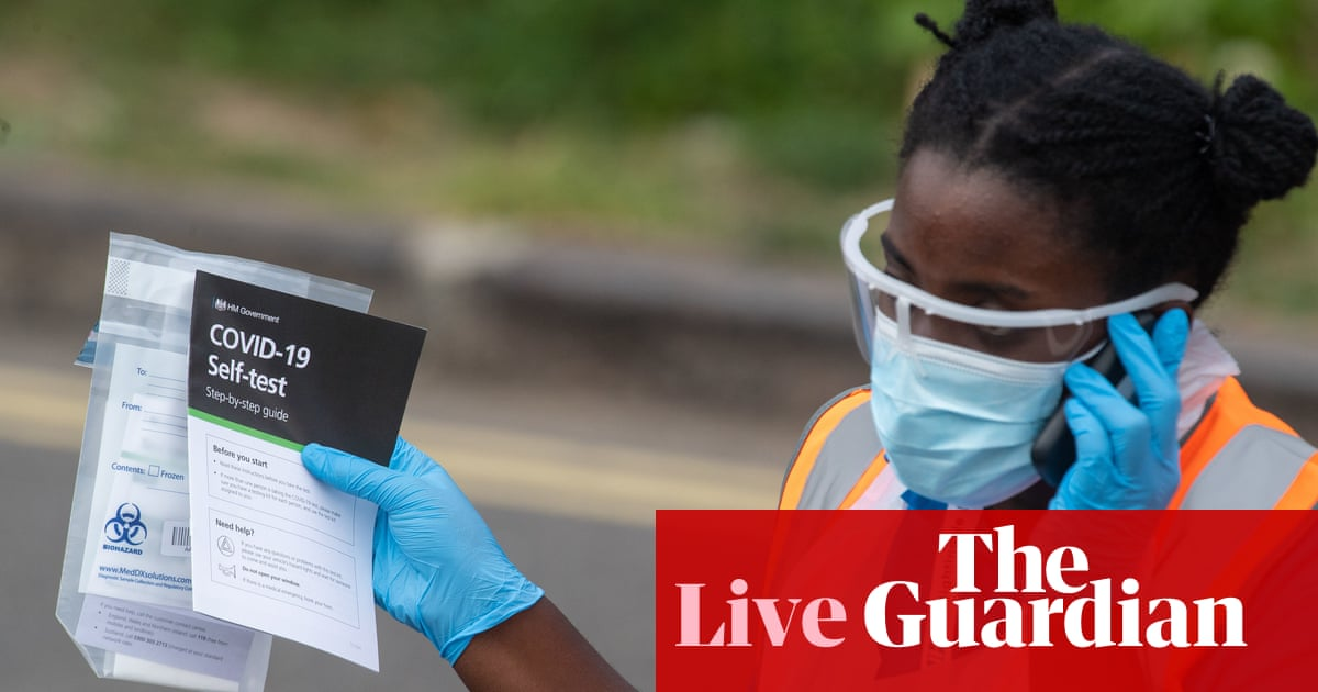 Coronavirus live news: global cases on brink of 30m as France reports record new infections – The Guardian
