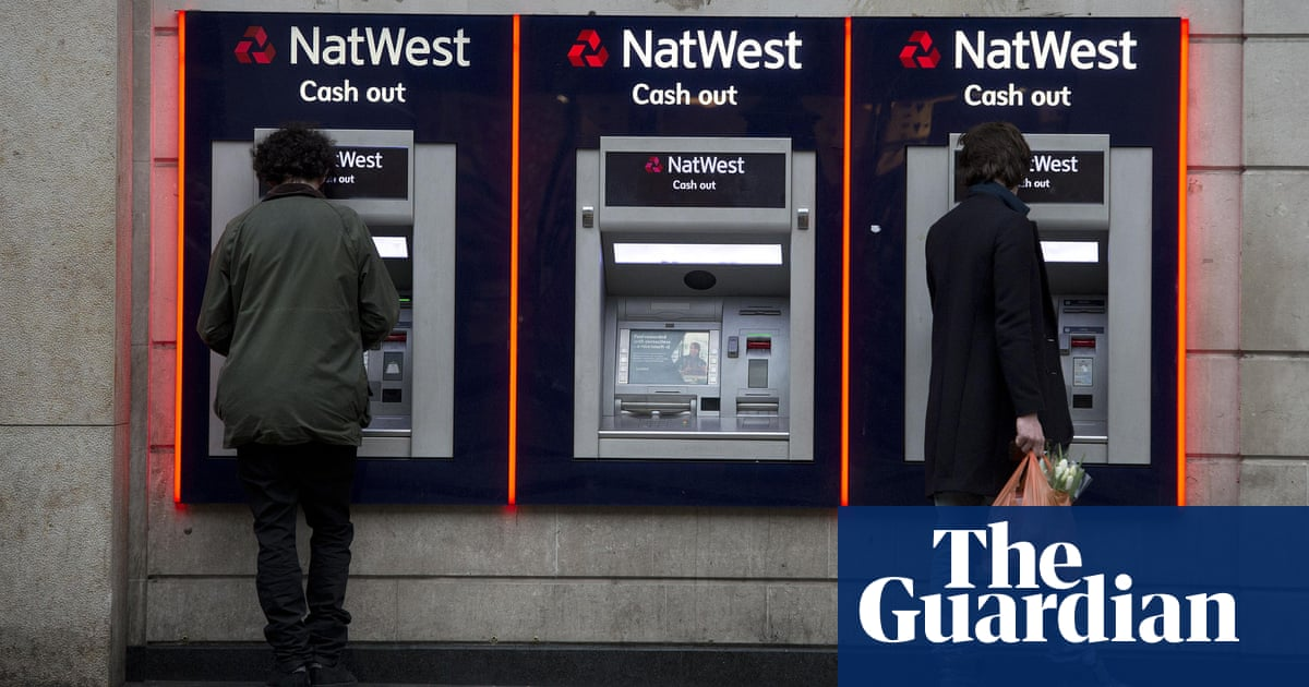 rbs to close 32 natwest branches and axe further 600 jobs business