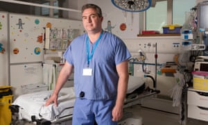 Duncan Bew is a trauma surgeon and the clinical director of major trauma at Kings College Hospital in south-east London