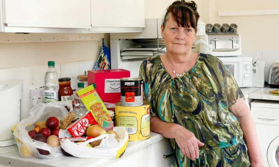 Ann Jones, a client of Real Aid in Hull