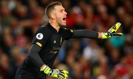 Liverpool's Adrián keen to make the most of his unexpected ascent